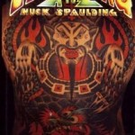 Huck Spalding Tattooing A to Z