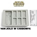 Han in Carbonite ice cube trays