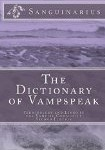 Dictionary vampspeak