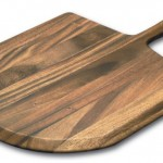 Ironwood Gourmet Acacia Wood Pizza Peel