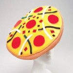 Fashionable Pizza Hat