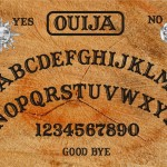 Ouija Cutting Board