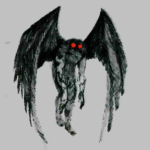 What to do when you meet Mothman
