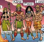 Eleven Deities in Hawaiian mythology