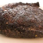 Simple BBQ Coffee Rub for Steaks