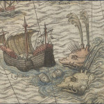 The Enchanting Sea Monsters on Medieval Maps