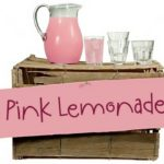 History of Pink Lemonade