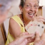 Playing card games aids stroke recovery