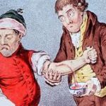 The history of bloodletting